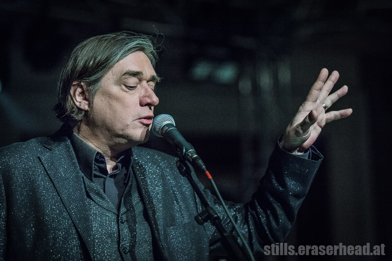 Blixa Bargeld and Teadro