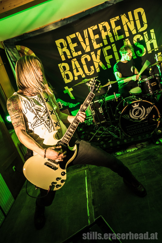 Reverend Backflash